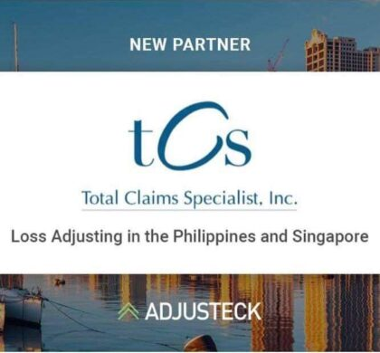 Adjusteck Expands into Asia, Adds Philippines-Based TCS to Global Partner Network